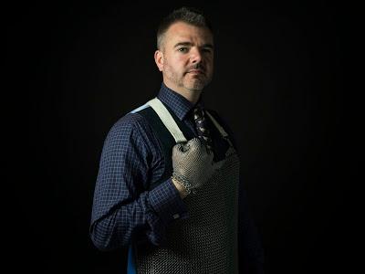 Lee Spencer Freelance British Butcher - butcher shop, wieruszow, machinery, steaks, sausages, burgers